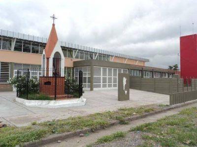 Inauguraron escuela primaria en el inicio ciclo lectivo 2013