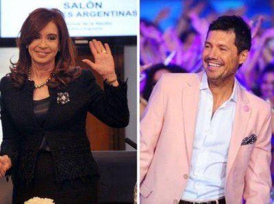 La Presidenta influyó en el polémico traspaso de Marcelo Tinelli a Telefe