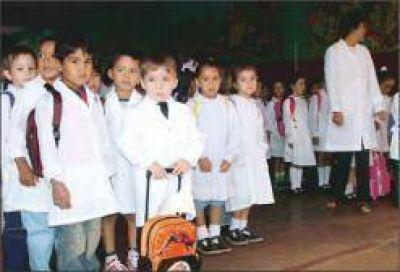 Con la inauguración del BOP N° 86 de Garupá, inició el ciclo lectivo 2013 en Misiones