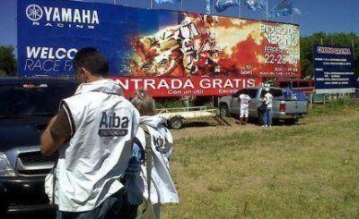 """El """"Enduro de Verano Touquet 2013"""" muy lindo…la deuda a ARBA, tambien: 11 millones de pesos!!!"""