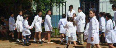370 mil alumnos concurrieron al primer día de clases en Misiones