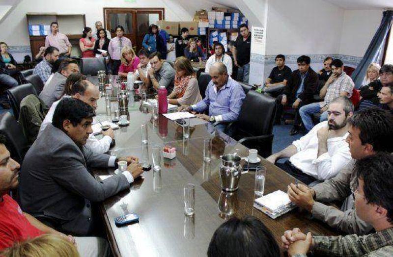 SUTEF pidi� a legisladores m�s detalles sobre el Fondo de Financiamiento
