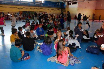 Asistieron 1000 chicos: gran cierre para las Colonias de Verano