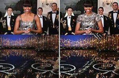 Michelle Obama, protagonista de los Oscar y eje de polémica