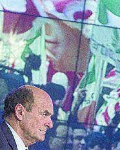 Sin ganador claro, Italia quedó sumida en un caos