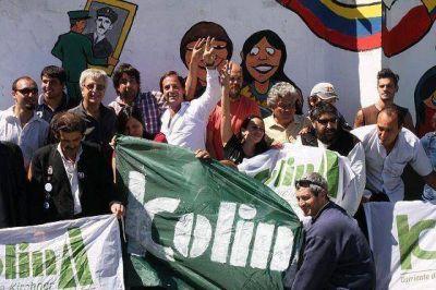 �Queremos profundizar las pol�ticas del proyecto nacional en Escobar�