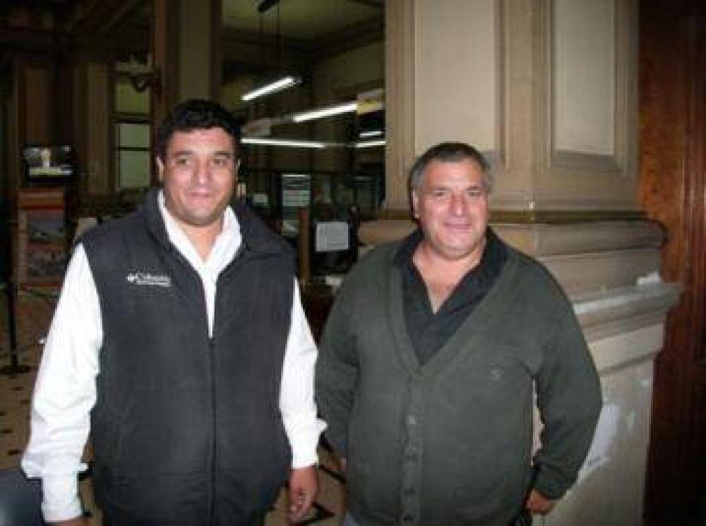 El STMTA y el Ejecutivo firmaron acta acuerdo por escalafones