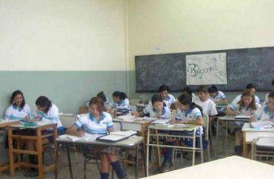 En escuelas capitalinas se registró un discreto acatamiento al paro docente