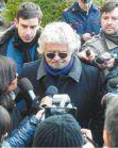 """Grillo: """"Somos el obstáculo"""" para armar una coalición"""