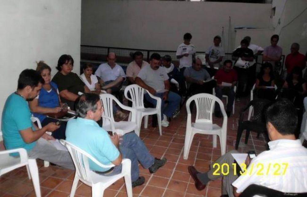 Sindicatos y partidos respaldaron a Federación Sitech por la ilegalidad del paro dispuesta por Trabajo