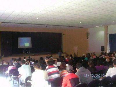 Nuevas Empresas: Importante participación de jóvenes del Departamento Junín