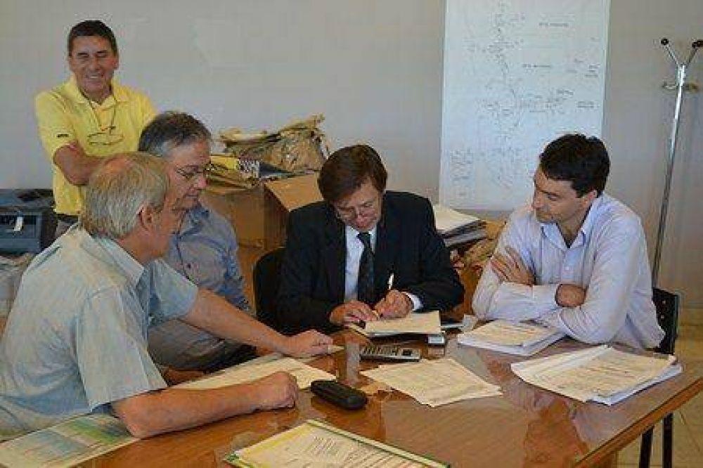 Abrieron licitación para construir la nueva planta potabilizadora en la ciudad