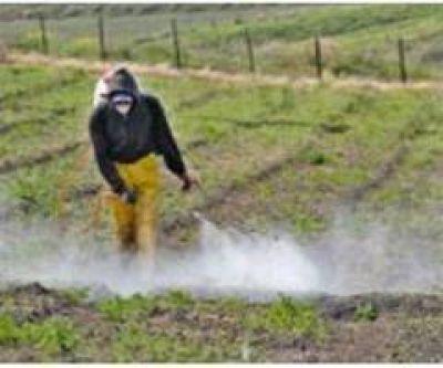 No hay acuerdo por el uso de agroquímicos