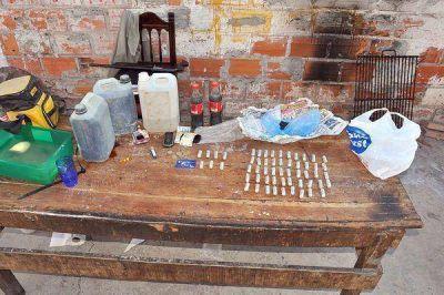 Operativos simultáneos en el norte salteño contra el narcotráfico
