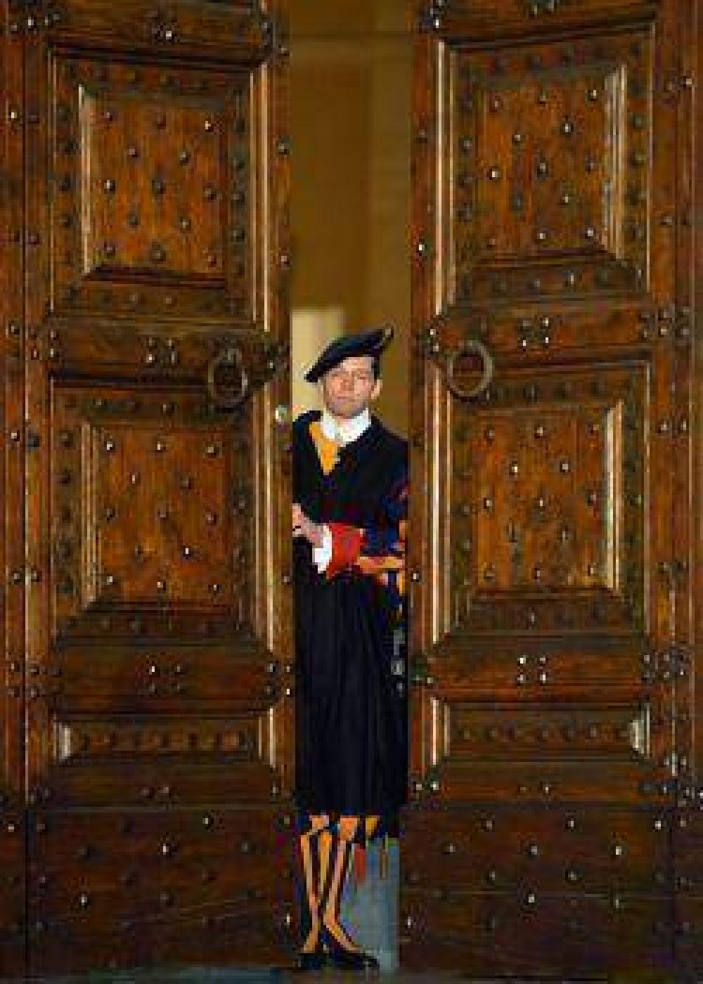 Paso a paso hasta la llegada del nuevo Papa