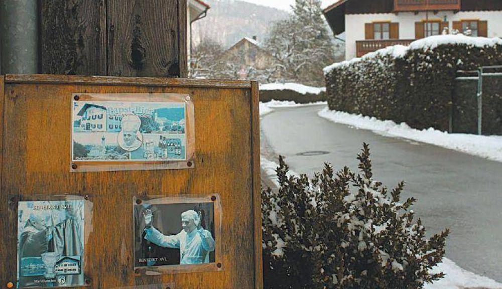 Marktl, el pueblo donde nació Benedicto