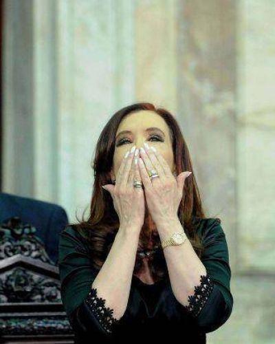 CFK acusó a parte de las autoridades de la comunidad judía de encubrir el atentado a la AMIA
