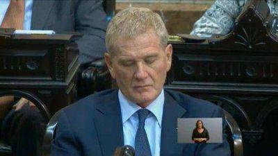Todas las perlitas que dejó la sesión de la Asamblea Legislativa