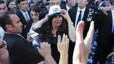 Cristina asegur� que no se va a reformar la Constituci�n
