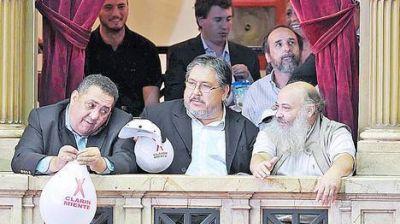 Una fiesta kirchnerista, sin lugar para la oposición