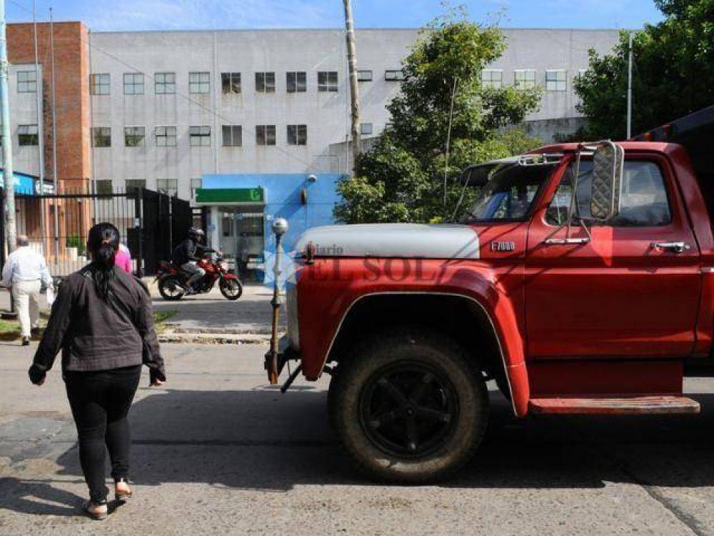 Camioneros levantaron el paro