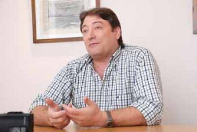 Para Héctor Azil no es cómoda su situación en el peronismo sin elecciones internas