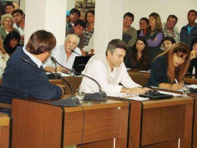 Muriale fue interpelado por la venta ambulante y la supuesta trata de personas