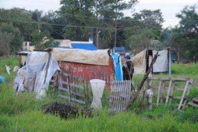 De 1.600 familias que se asentaron en terrenos del Pirayuí, sólo quedan 40