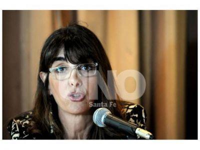 María Eugenia Bielsa prepara el terreno para llegar a la gobernación de Santa Fe