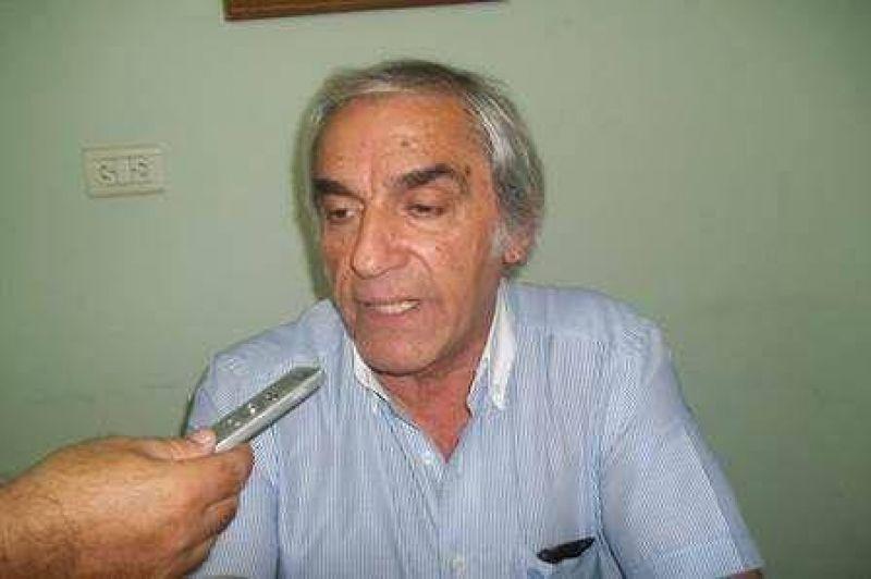 Raúl Abraham: El conflicto del transporte no se soluciona porque hay una mano negra