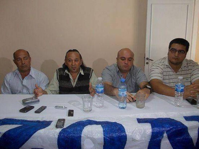 """La CGT oficial de Zona Norte contrarrest� al """"moyanismo"""""""