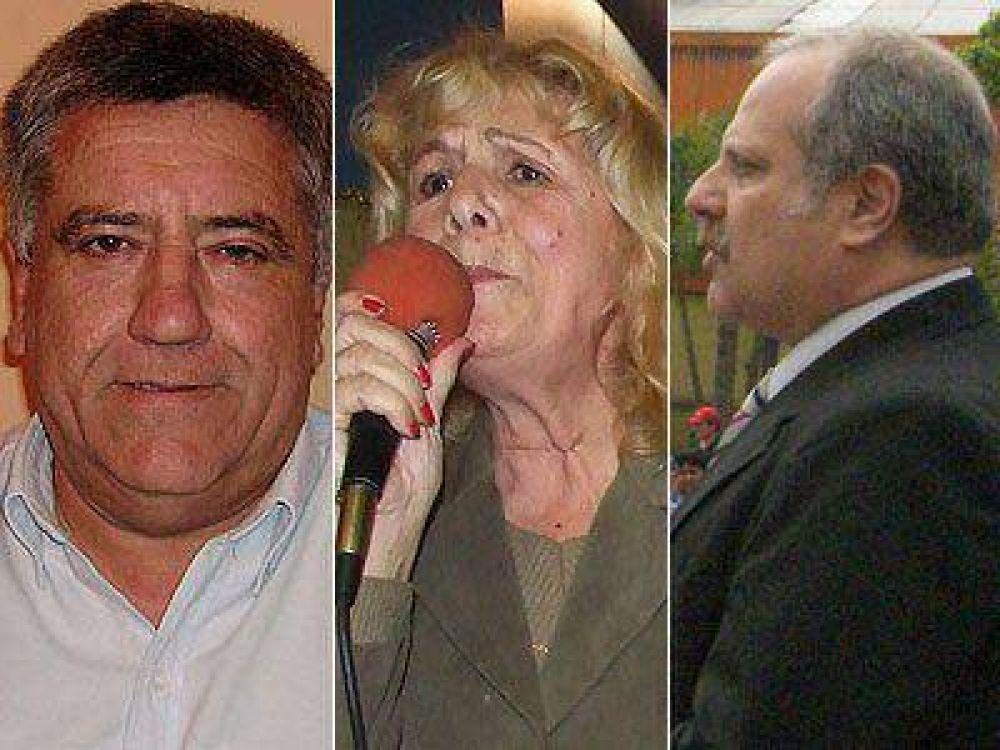 LANÚS | ELECCIONES    Conformaron la Mesa de Unidad Peronista