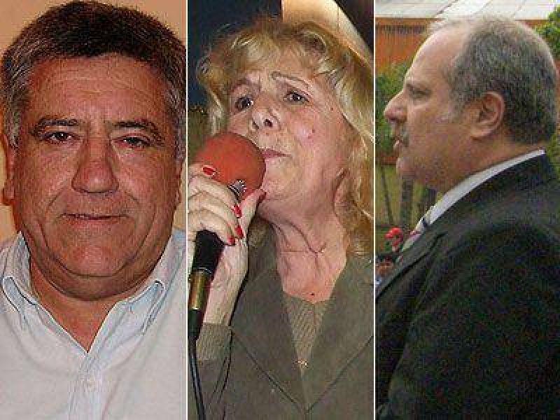 LAN�S | ELECCIONES    Conformaron la Mesa de Unidad Peronista