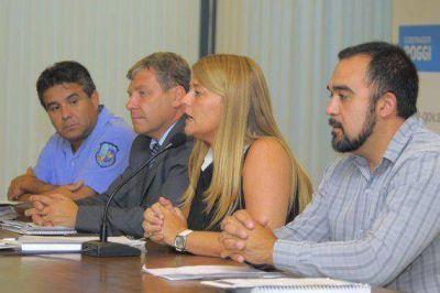 Más de 400 agentes integrarán el operativo de seguridad para el Carnaval de Rio en San Luis