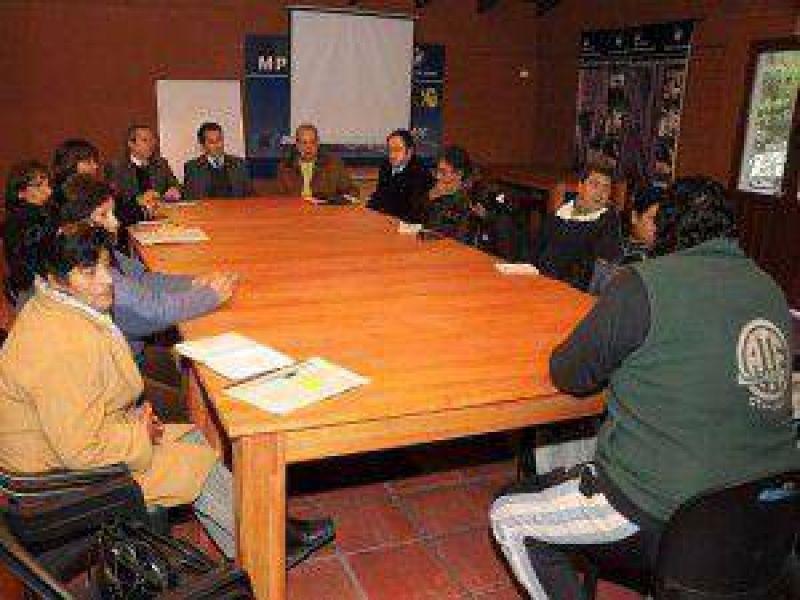 El Frente de Gremios Estatales se reunirá mañana a la tarde con representantes del gobierno de Jujuy