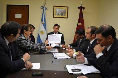 Acciones para la Semana de la Seguridad en Tartagal