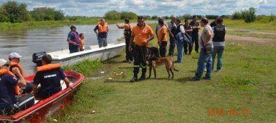 Policía sumó perros en la búsqueda de Angélica Gómez