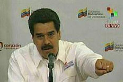 """Venezuela expulsó a un funcionario estadounidense por """"conspirar"""" contra el país"""