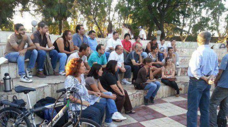 El sector duro del Sute plantó sospechas contra Guevara