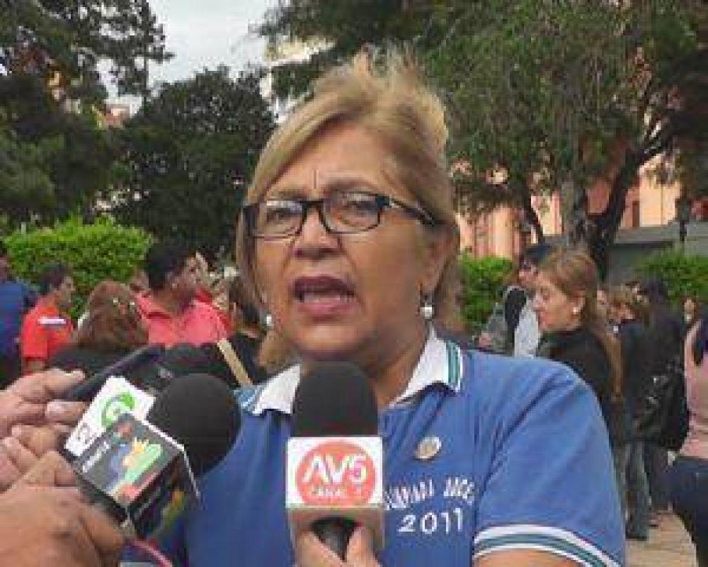 ATECa parará hoy en adhesión a la medida convocada por la CTERA