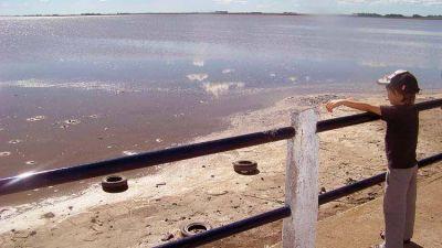 Preocupación y malestar por la laguna Sauce Grande