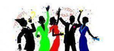 Cena show a beneficio por el día internacional de la mujer en la Asociación Italiana
