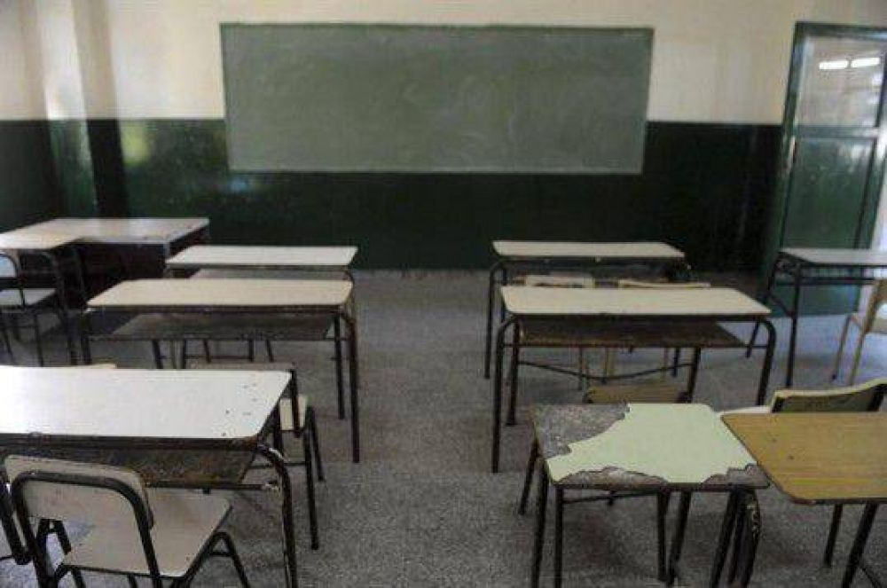 Se suspendió la paritaria docente en la Provincia
