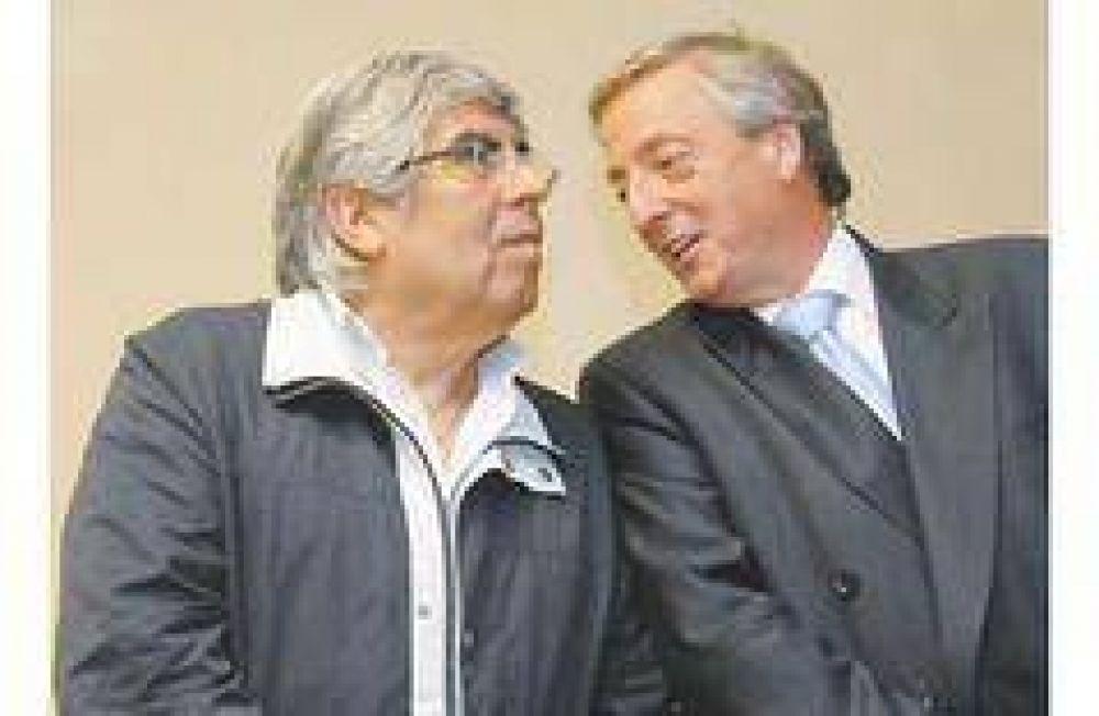 La tensa relación con Kirchner amenaza provocar una nueva ruptura en la CGT