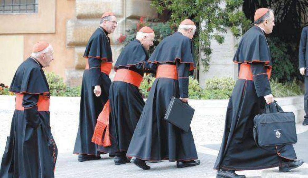 Estallaron las internas en la Santa Sede para elegir al nuevo Papa