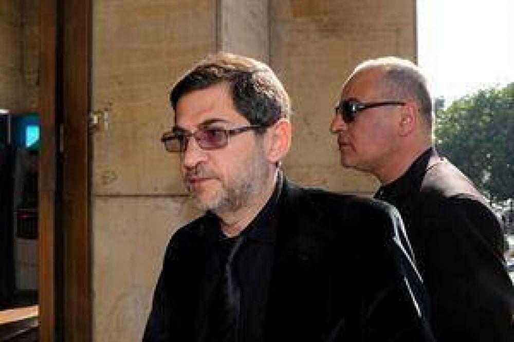 """Sergio Schoklender: """"Oyarbide no existe, es un monigote de un sector del Gobierno"""""""
