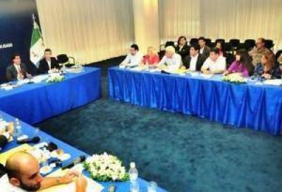 Se realizó la primera reunión para tratar la reforma municipal en la provincia
