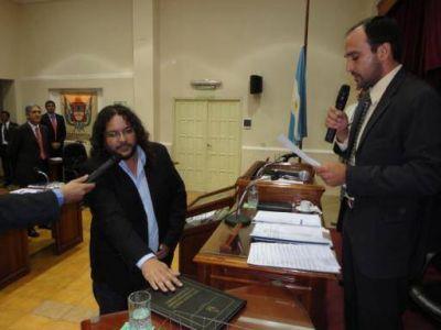Autoridades electas en el Concejo Deliberante