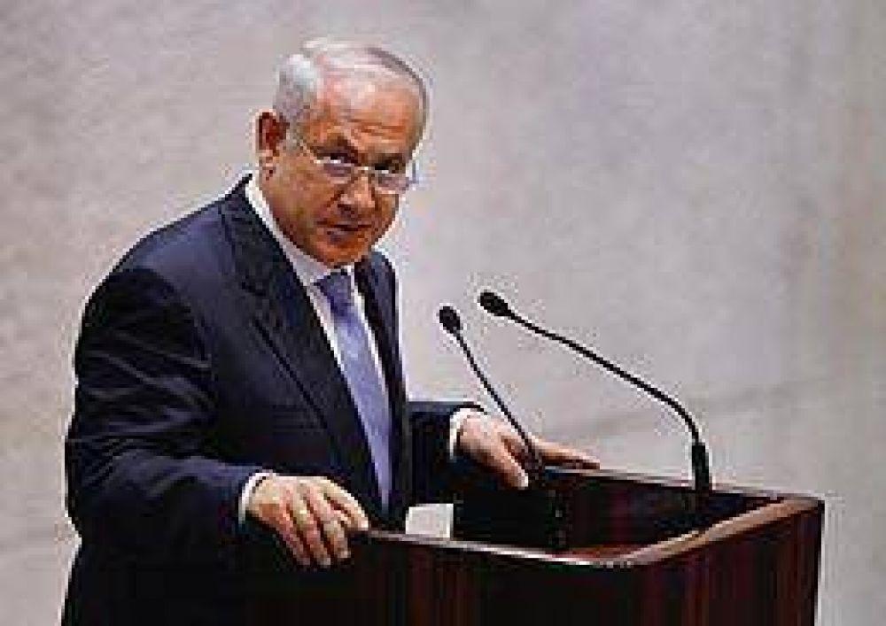 Netanyahu le ofreció su cooperación a Abbas para impulsar la paz en Medio Oriente