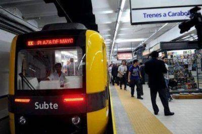 Otra vez tuvieron que evacuar a pasajeros de la línea A